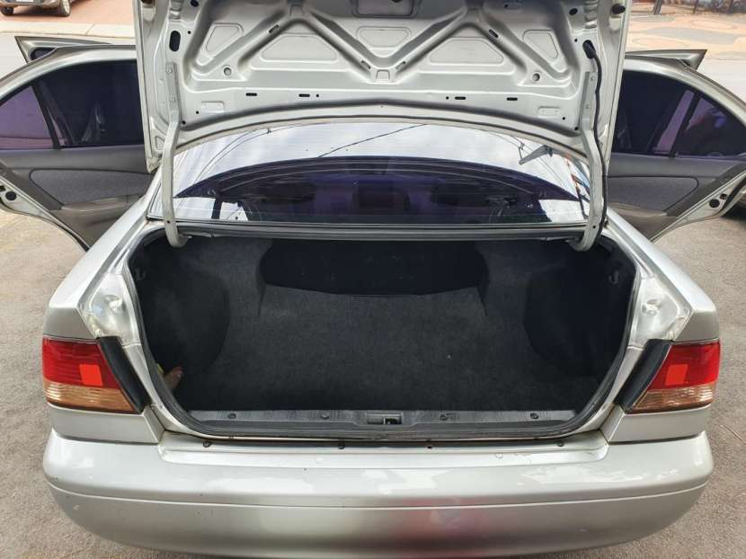 Nissan Sunny 2004 motor 1500 naftero automático - 7