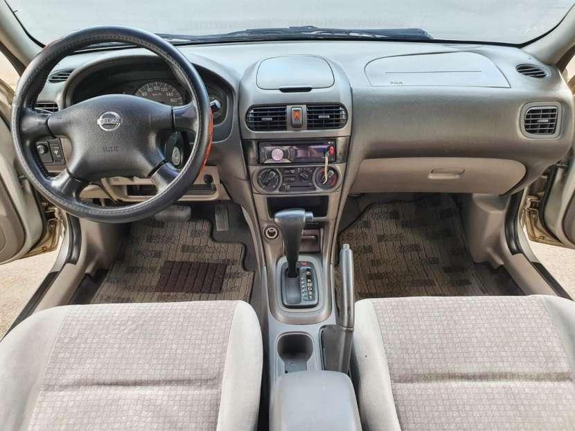 Nissan Sunny 2004 motor 1500 naftero automático - 8