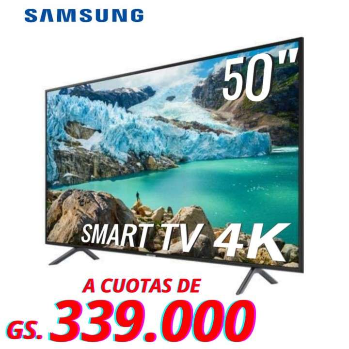 Smart tv 4k LG 50 pulgadas - 0