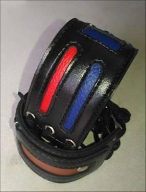 Pulsera brazalete ancho 4cm