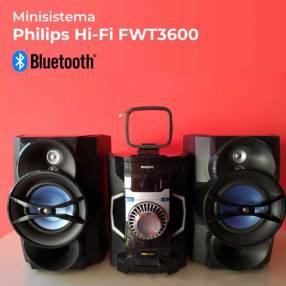 Minisistema Philips Hi-Fi FWT3600