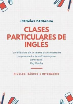 Clases particulares de inglés principiante - intermedio