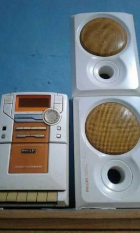 Mini componente Philips