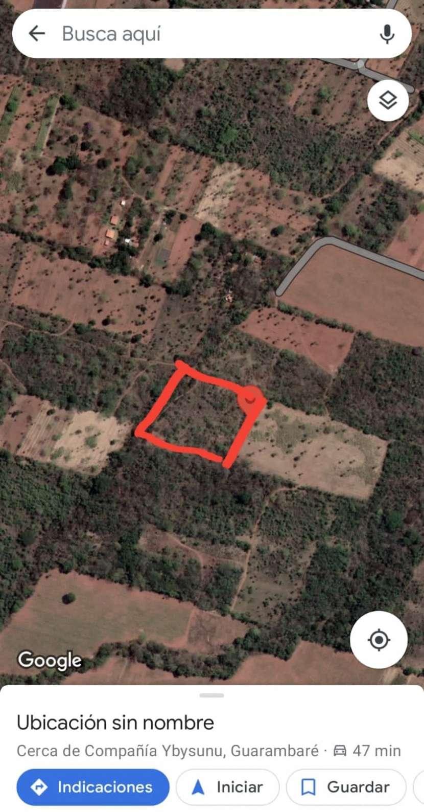 Terreno de 1,5 hectáreas en Guarambaré - 3