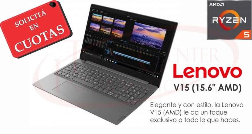 Notebook Lenovo V15 AMD Ryzen 5 - 0