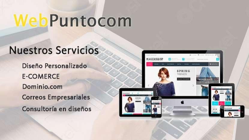 Web Puntocom diseño de páginas web - 0