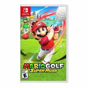 Juego Nintendo Switch Mario Golf Super Rush