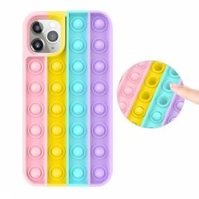 Case silicona anti stress for iphone 12 pro max