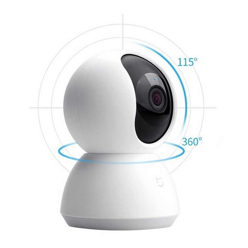 Cámara xiaomi ip mi home security 360° 1080p mjsxj10cm - 0