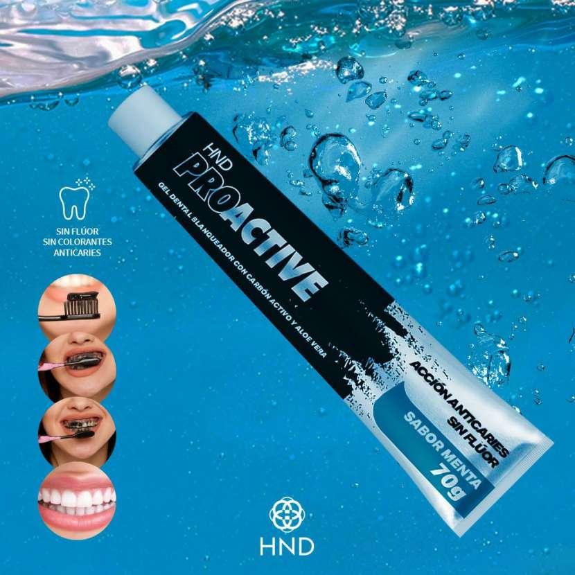 Blanqueador dental - 0