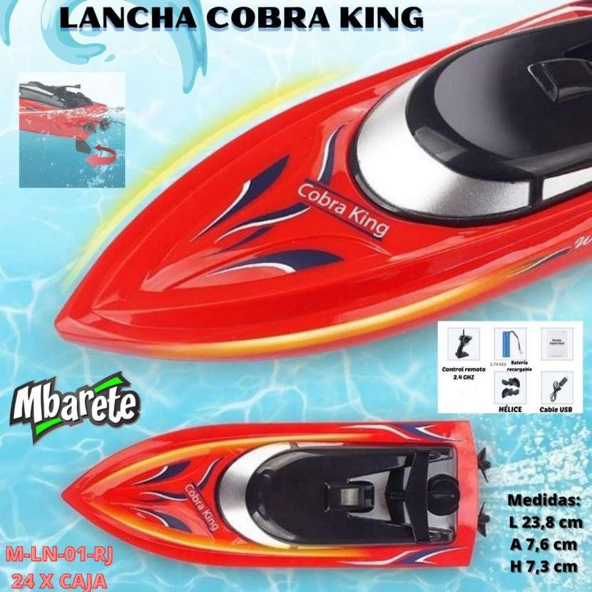 Lancha a control Cobra King - 0