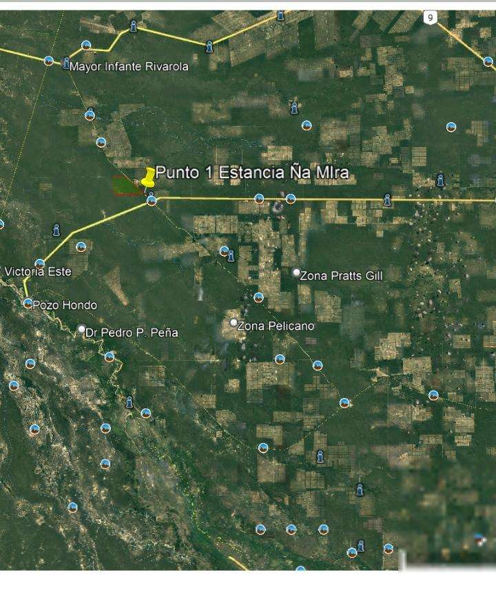 Propiedad de 4.000 hectáreas en cruce Don Silvio - 1