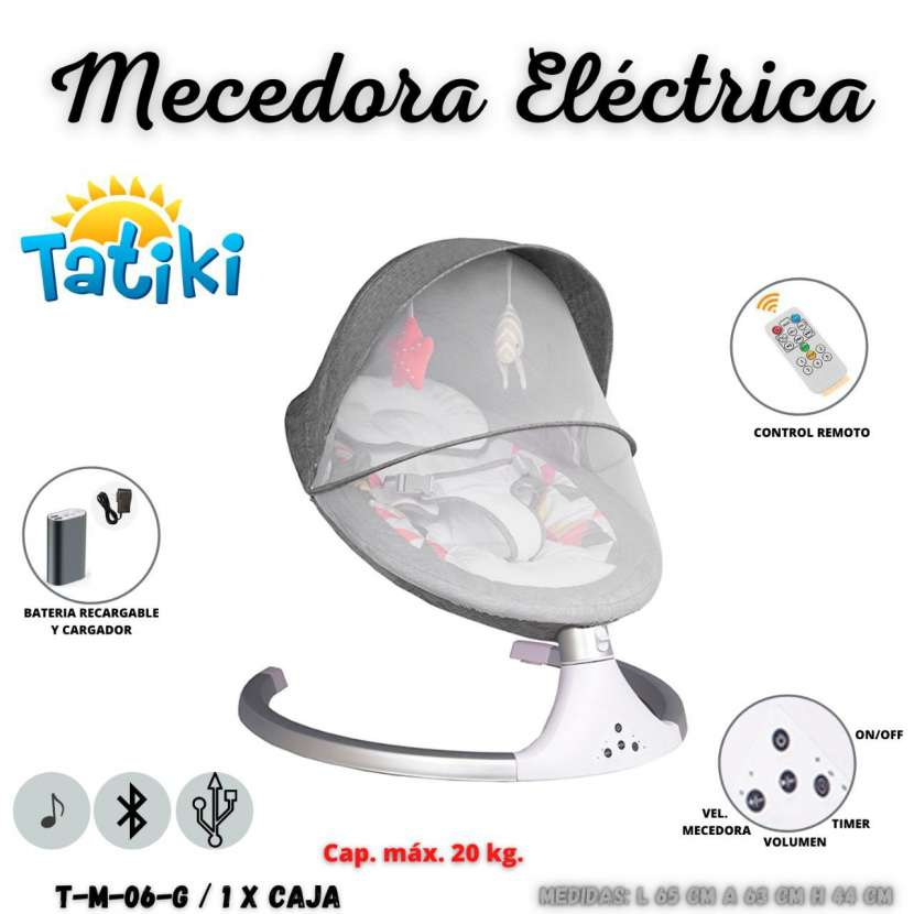 Mecedora eléctrica - 1