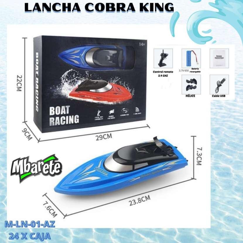 Lancha a control Cobra King - 1