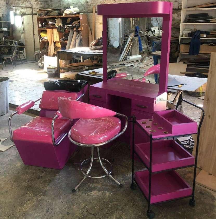 Muebles para peluquería - 1