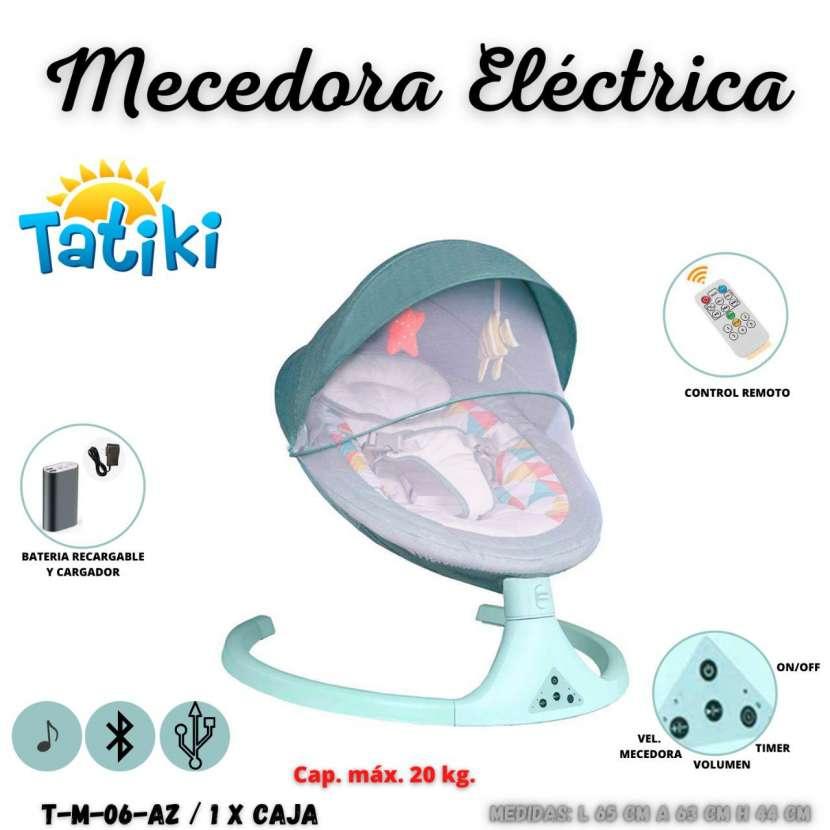 Mecedora eléctrica - 2