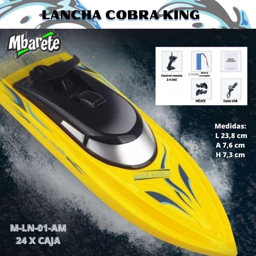 Lancha a control Cobra King - 2