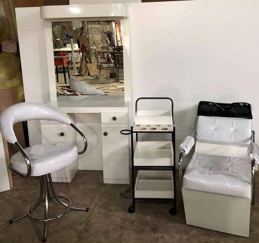 Muebles para peluquería - 2