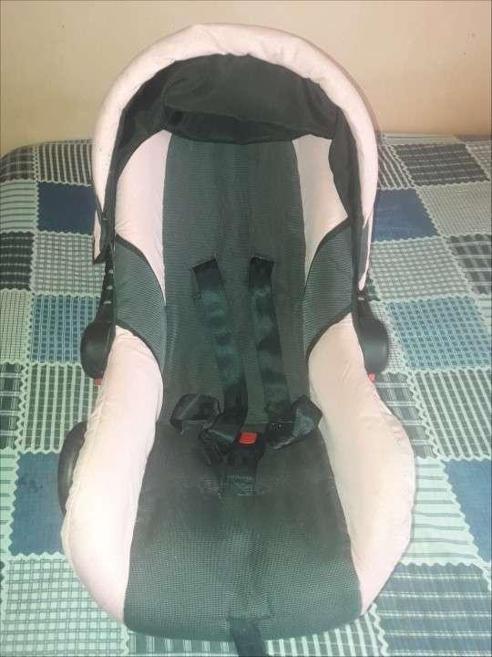 Baby seat para nena - 1