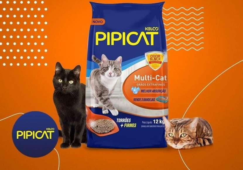 Arena sanitaria Pipicat Multi-Cat 12 Kg - 0