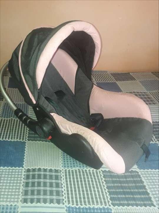Baby seat para nena - 0