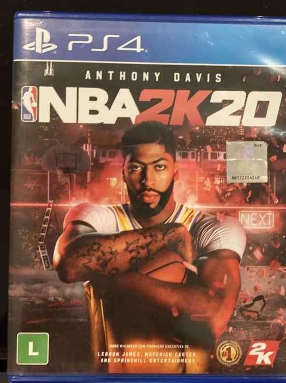 NBA2K20 para PS4 - 0