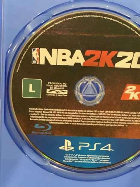 NBA2K20 para PS4 - 1