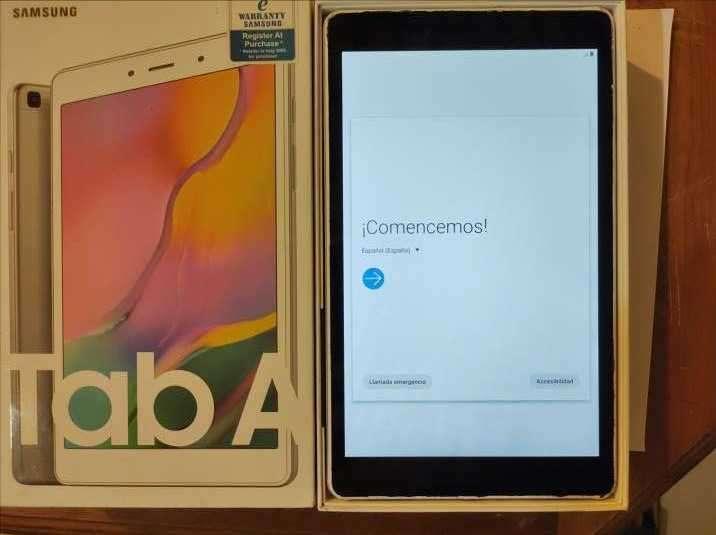 Samsung Galaxy Tab A de 8 pulgadas - 0