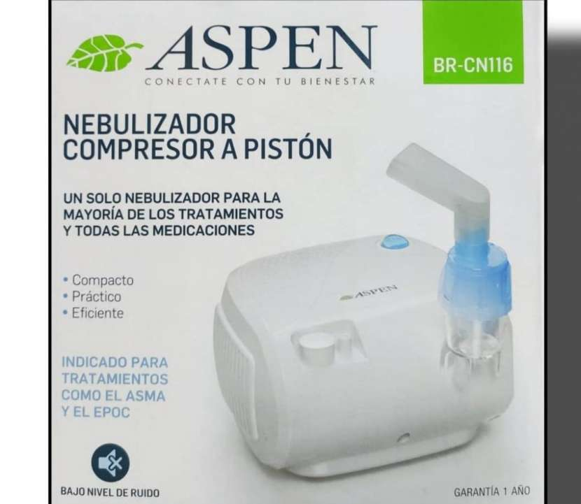 Nebulizador Aspen - 0