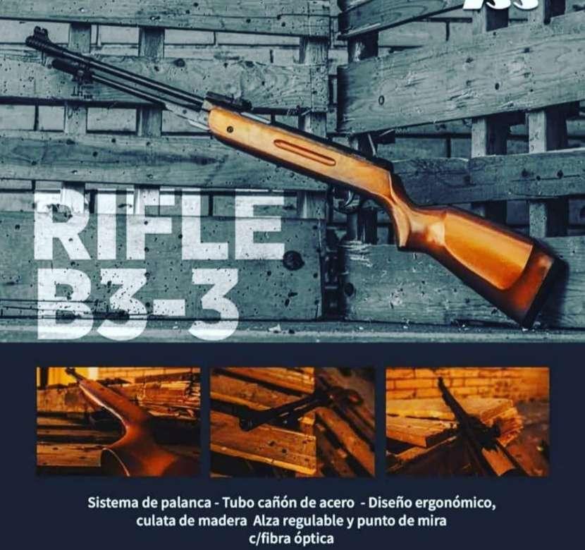 Rifle b3-3 - 0
