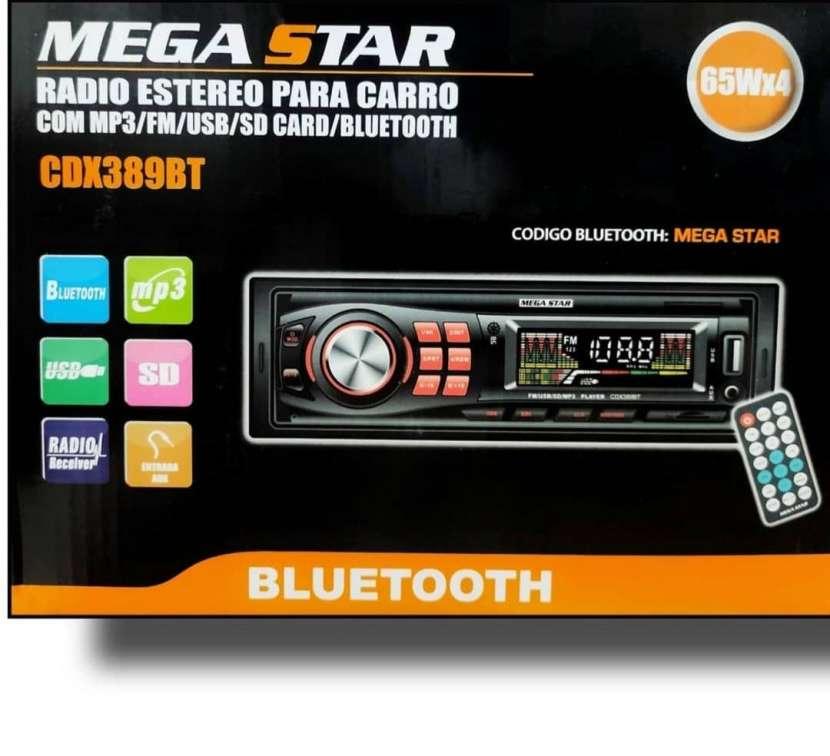 Autoradio Mega Star - 0