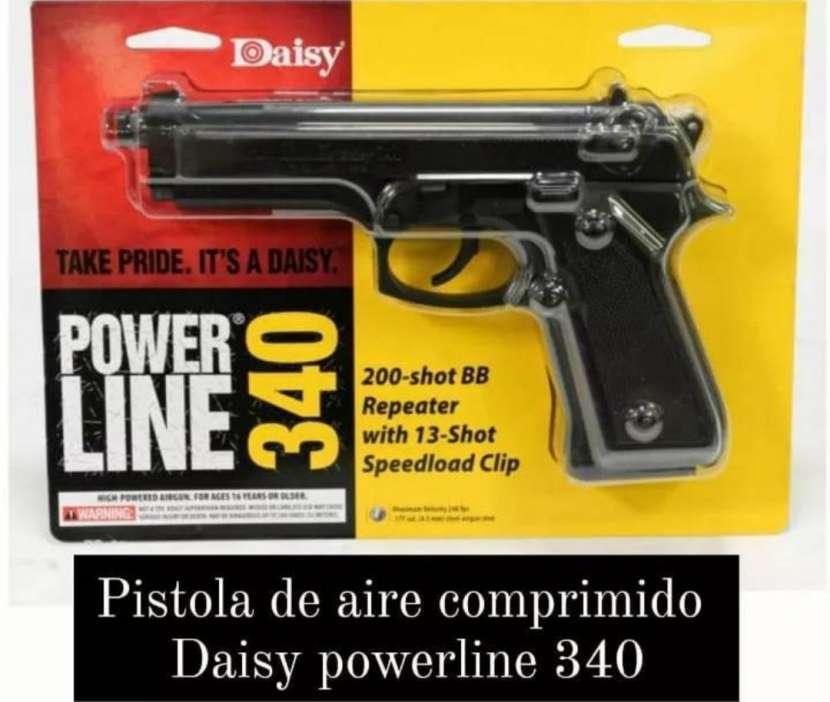Pistola de aire comprimido Daisy Powerline 340 - 0