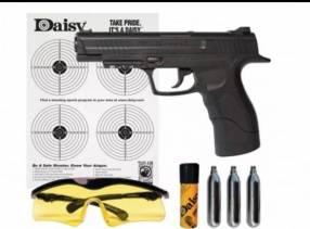 Pistola de aire comprimido Daisy 4.5mm