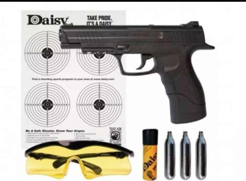 Pistola de aire comprimido Daisy 4.5mm - 0