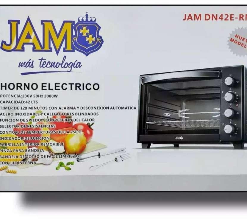 Horno eléctrico JAM - 0