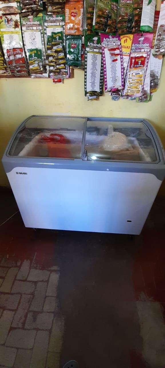 Congelador de helado - 0