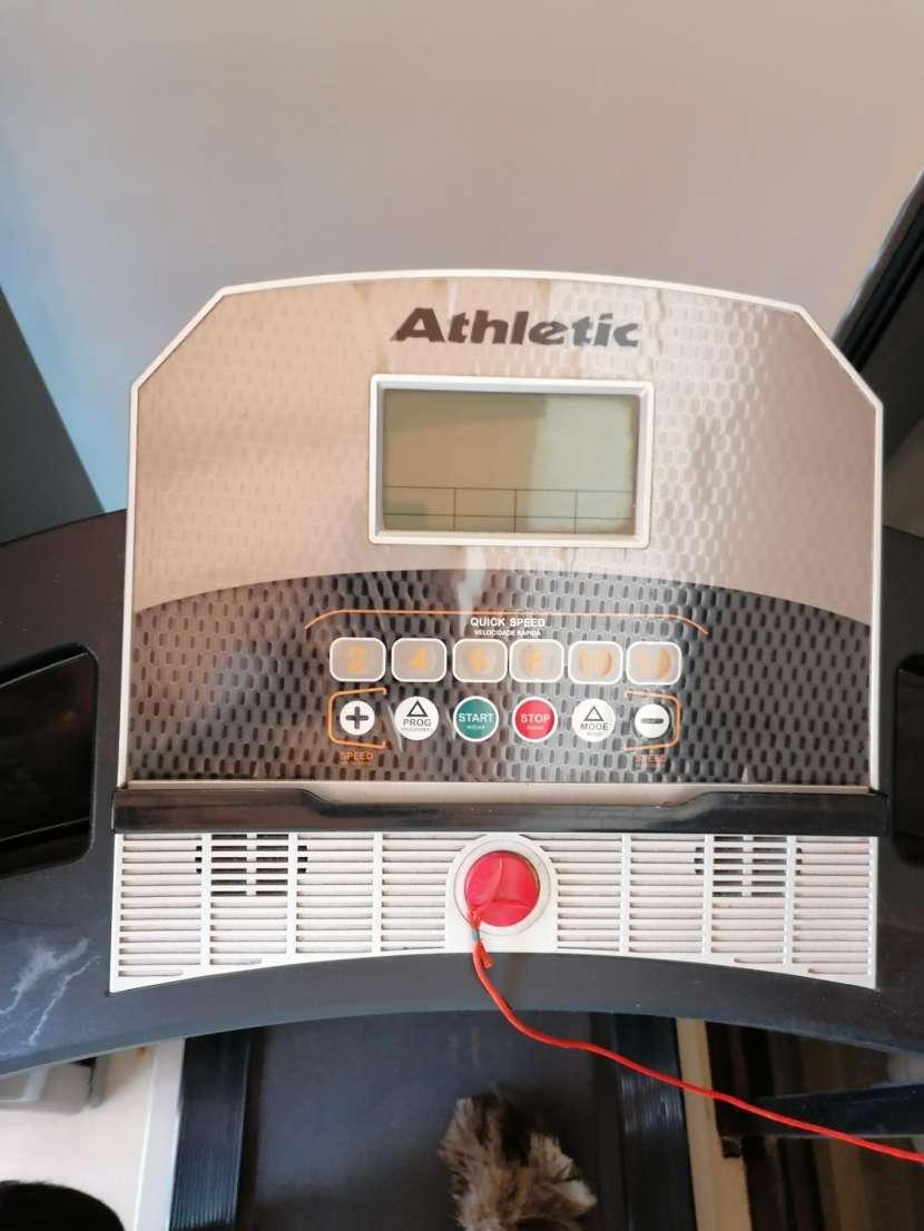 Cinta caminadora Athletic Advanced 530T - 0