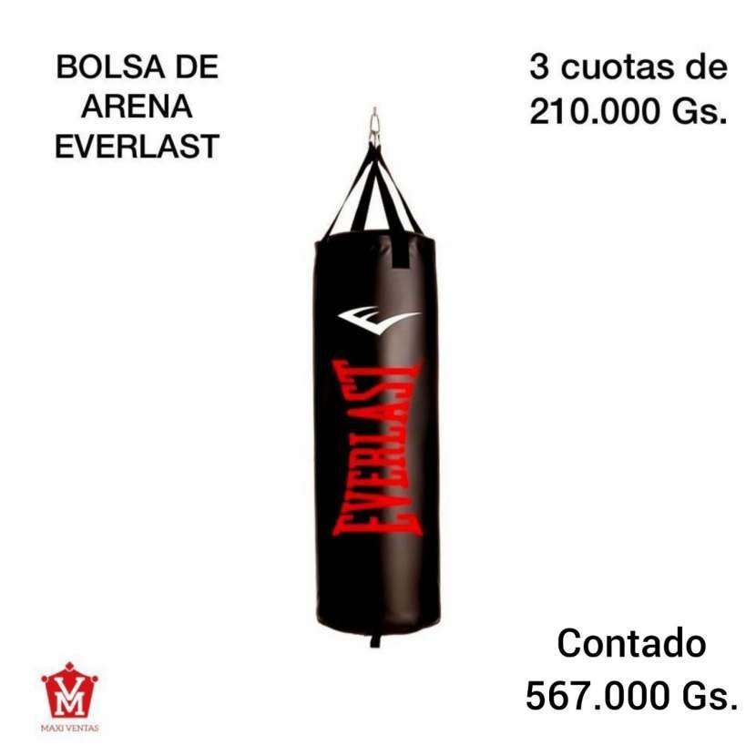Bolsa de boxeo Everlast 1 - 0