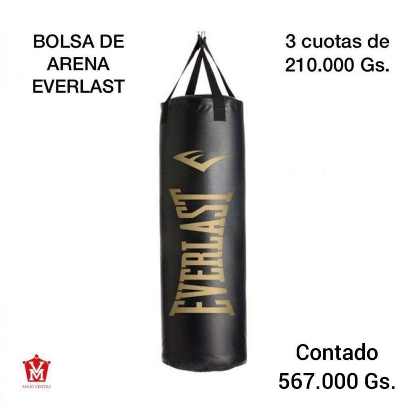 Bolsa boxeo Everlast 2 - 0