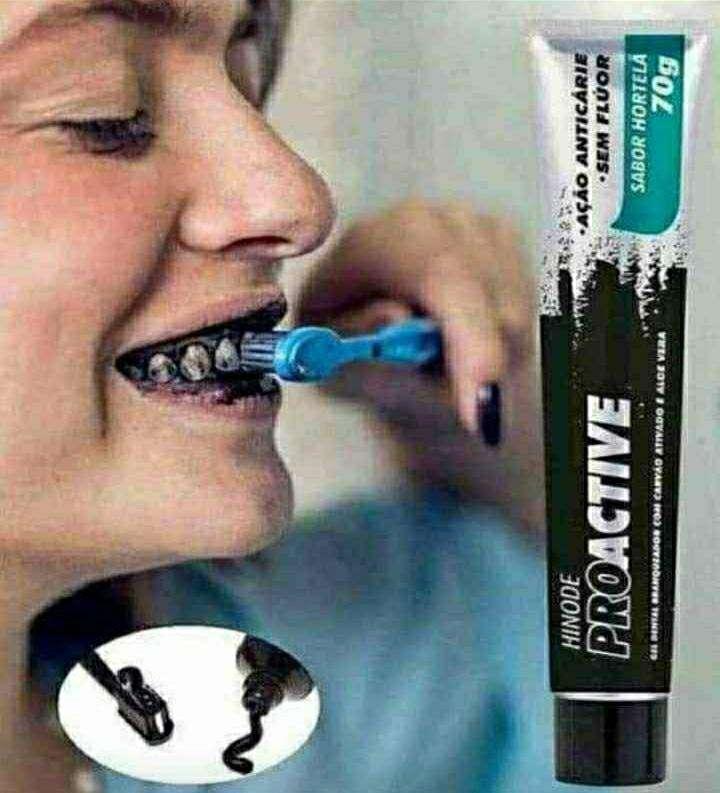 Gel dental blanqueadora - 0