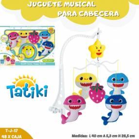 Sonajero musical Tatiki