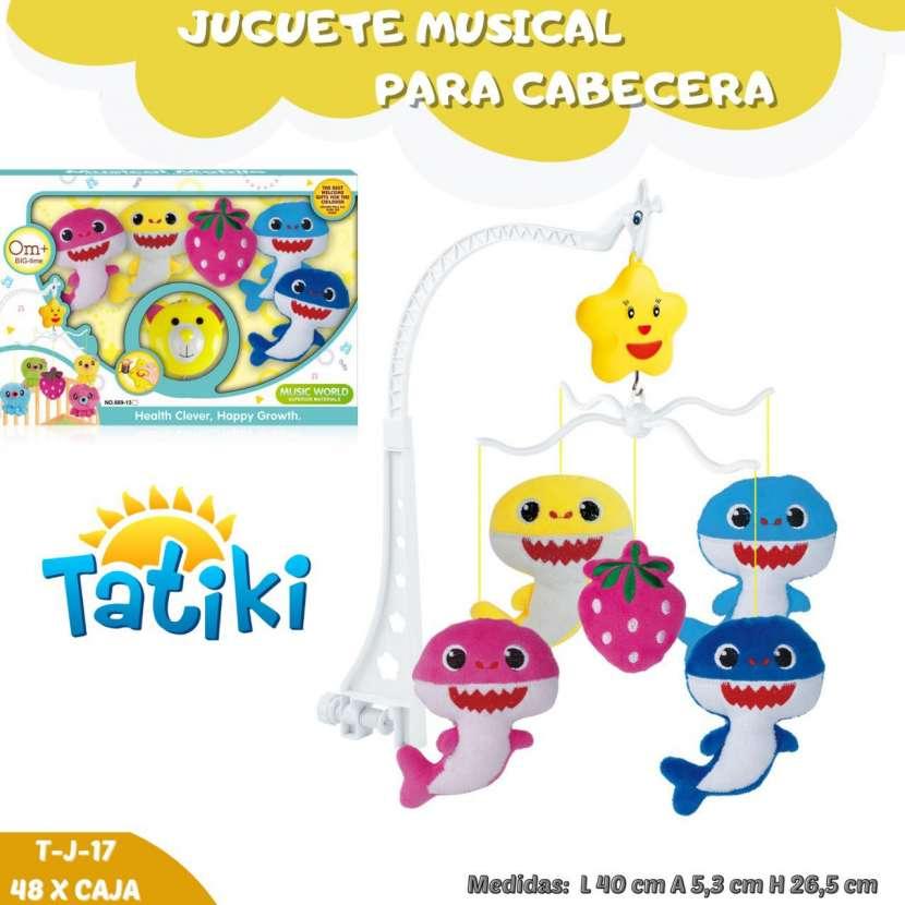 Sonajero musical Tatiki - 0
