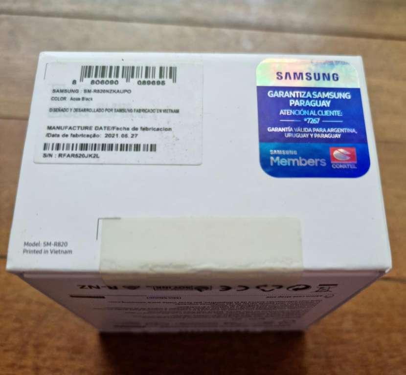 Samsung Watch Active 2 Negro de 44 mm - 0