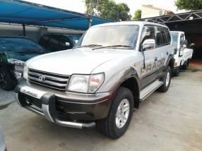 Toyota Land Cruiser 1996