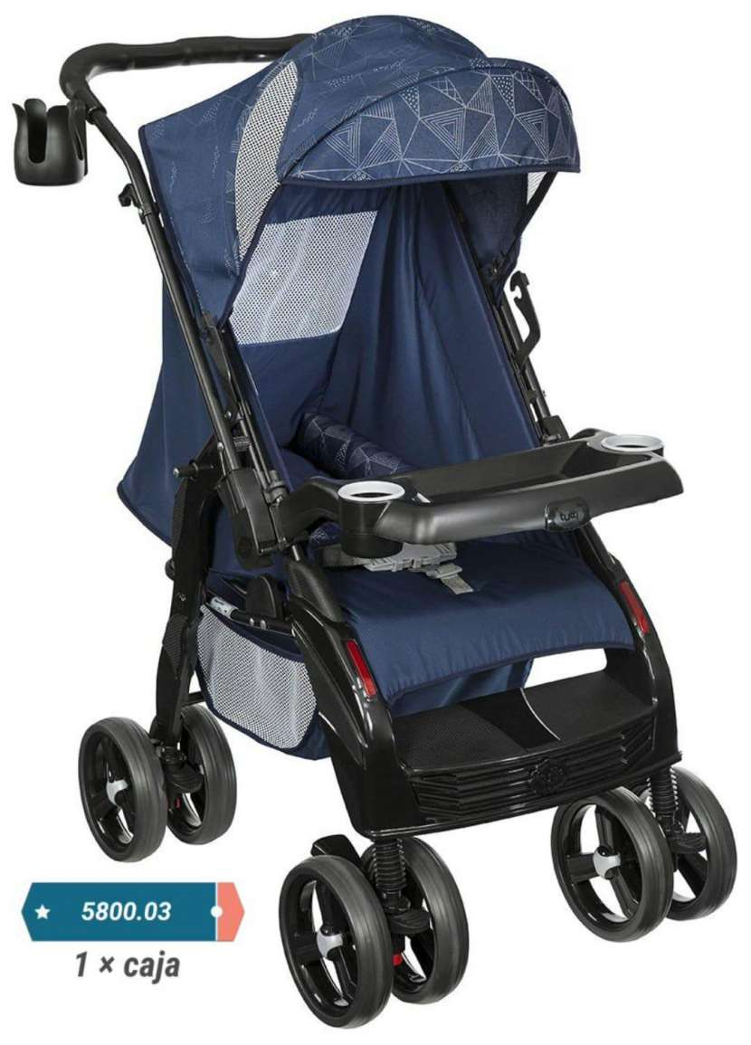 Carrito para bebé Upper - 1
