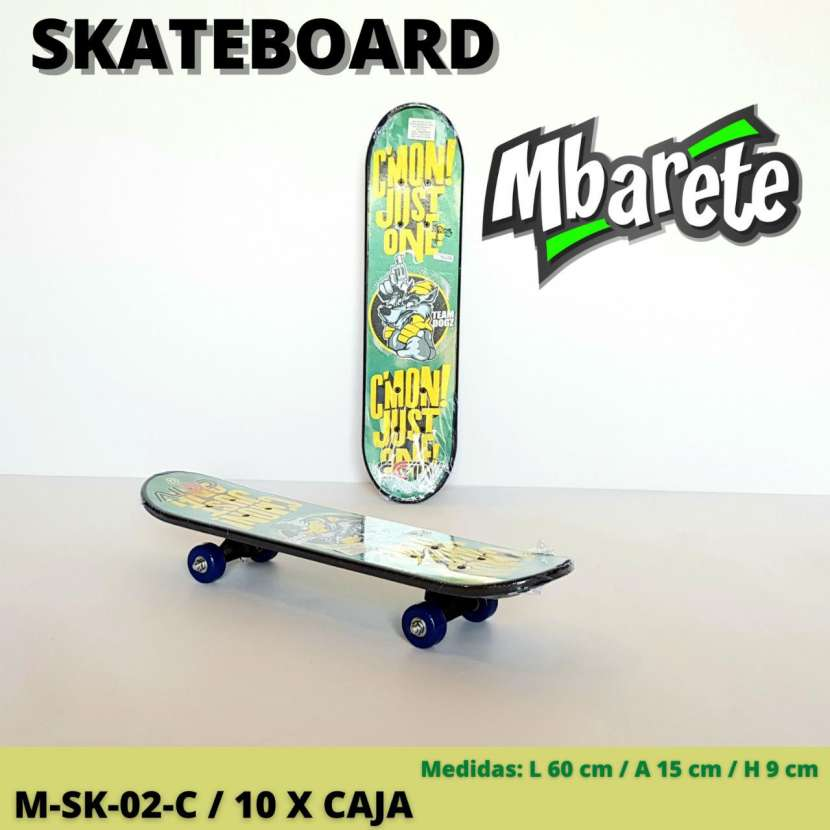 Skateboard - 1