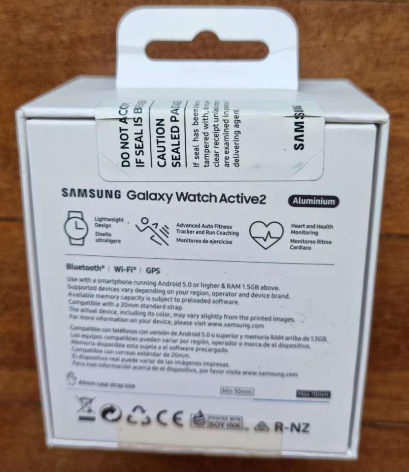 Samsung Watch Active 2 Negro de 44 mm - 1