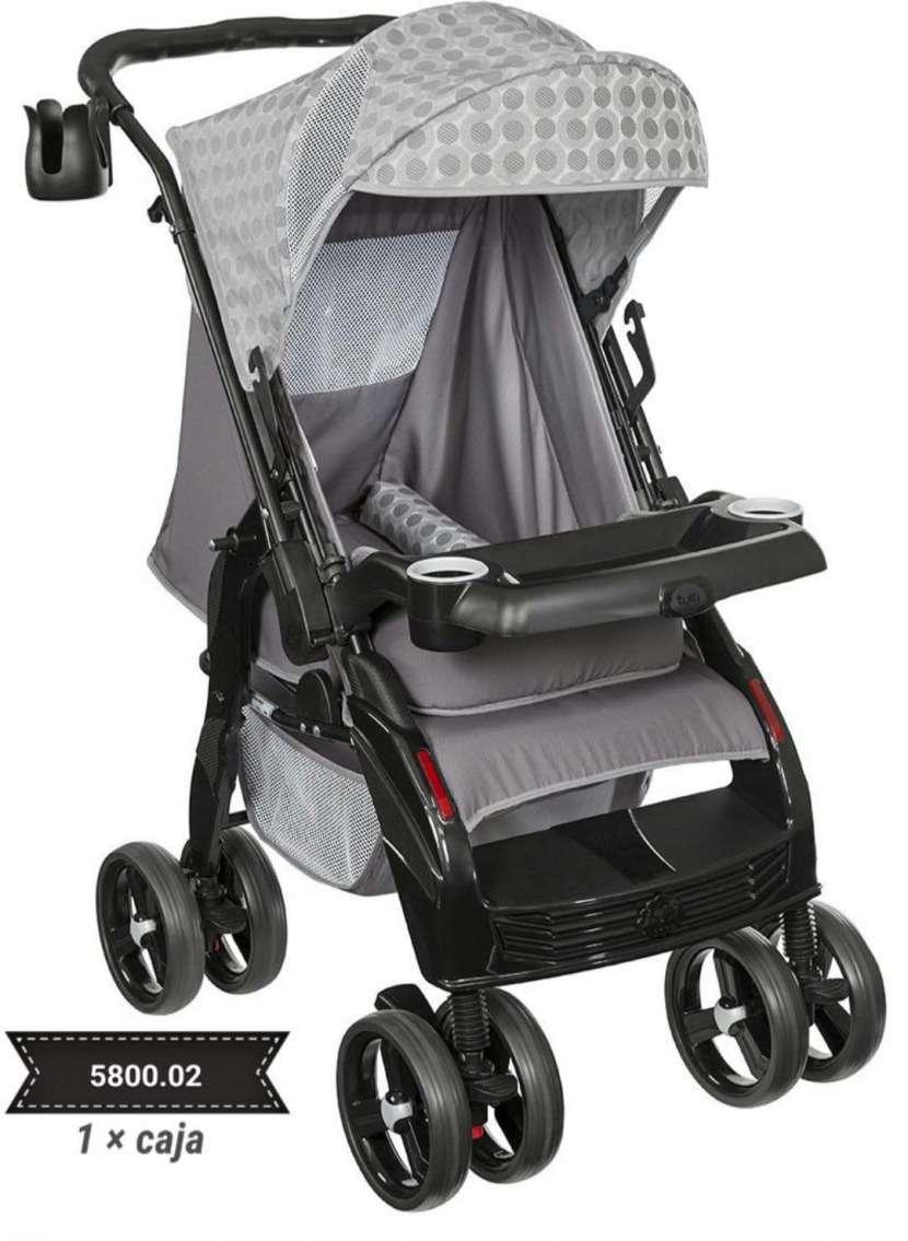 Carrito para bebé Upper - 2