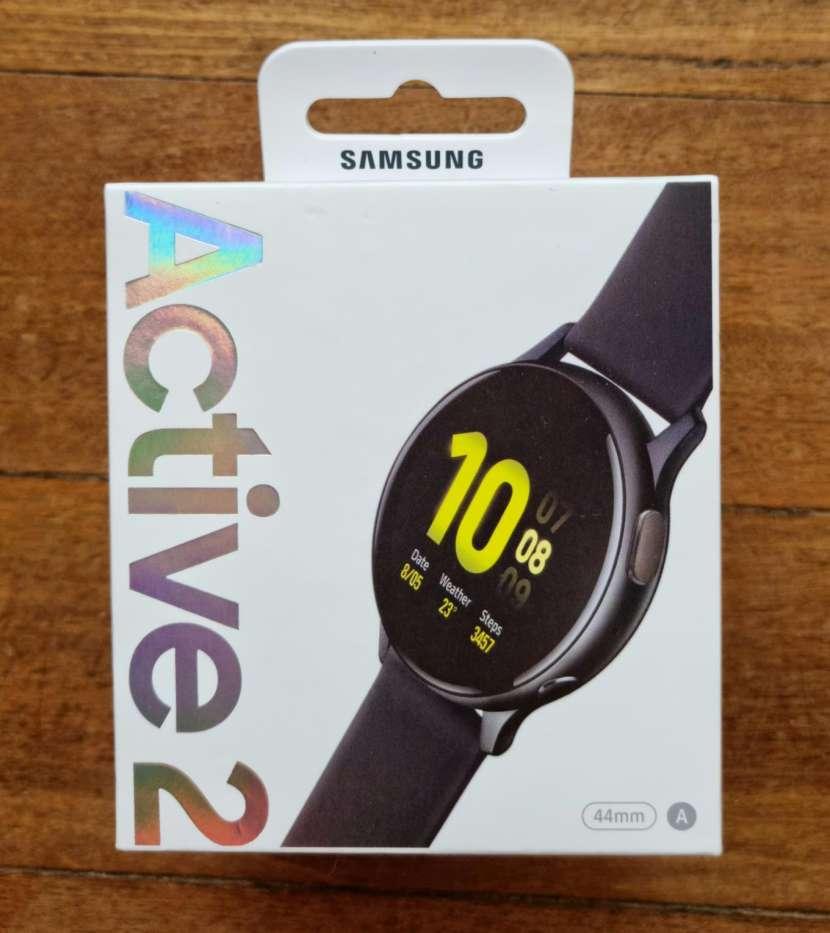 Samsung Watch Active 2 Negro de 44 mm - 2