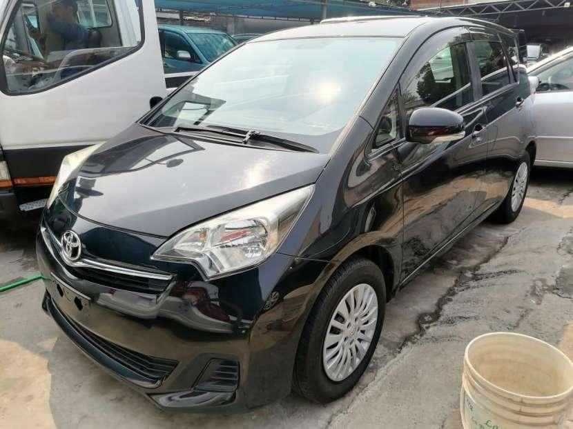 Toyota Ractis 2011 - 2